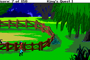 Roberta Williams' King's Quest I: Quest for the Crown 15