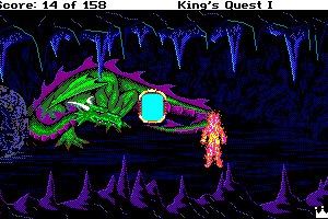 Roberta Williams' King's Quest I: Quest for the Crown 19