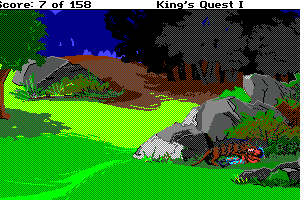 Roberta Williams' King's Quest I: Quest for the Crown 20