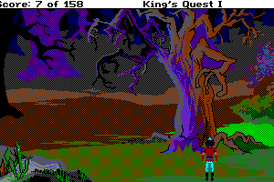 Roberta Williams' King's Quest I: Quest for the Crown 21