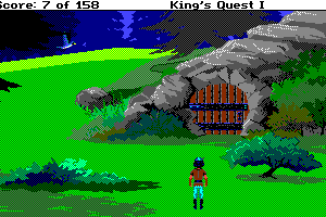 Roberta Williams' King's Quest I: Quest for the Crown 22