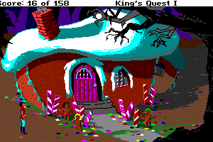 Roberta Williams' King's Quest I: Quest for the Crown 26