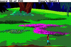 Roberta Williams' King's Quest I: Quest for the Crown 28