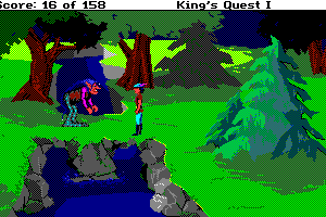 Roberta Williams' King's Quest I: Quest for the Crown 29