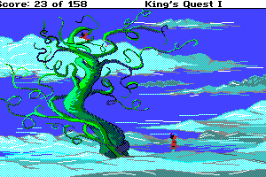 Roberta Williams' King's Quest I: Quest for the Crown 32