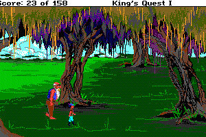 Roberta Williams' King's Quest I: Quest for the Crown 34