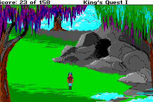 Roberta Williams' King's Quest I: Quest for the Crown 35