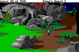 Roberta Williams' King's Quest I: Quest for the Crown 37