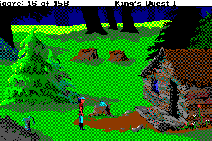 Roberta Williams' King's Quest I: Quest for the Crown 38