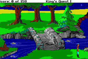 Roberta Williams' King's Quest I: Quest for the Crown 3