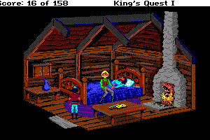 Roberta Williams' King's Quest I: Quest for the Crown 39