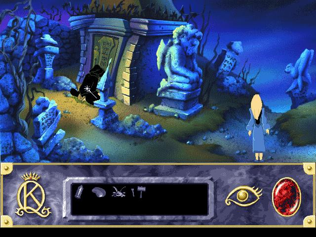 play kings quest 7 on mac