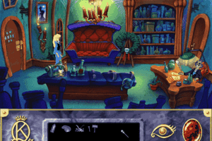 Roberta Williams' King's Quest VII: The Princeless Bride 22