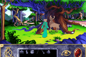 Roberta Williams' King's Quest VII: The Princeless Bride 29