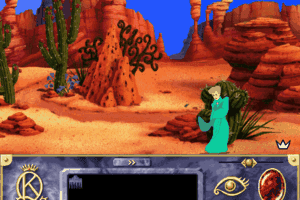Roberta Williams' King's Quest VII: The Princeless Bride 3