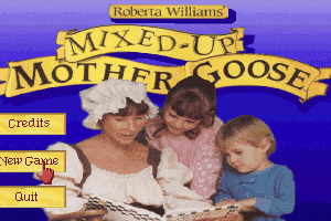 Roberta Williams' Mixed-Up Mother Goose 1