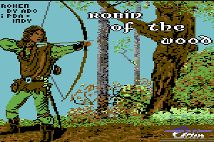 Robin of the Wood 0