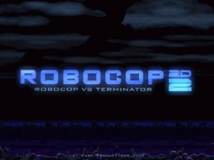 Robocop 2D 2: Robocop vs Terminator 0