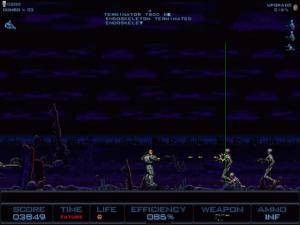 Robocop 2D 2: Robocop vs Terminator 9