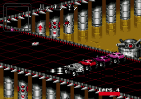 Rock n' Roll Racing abandonware