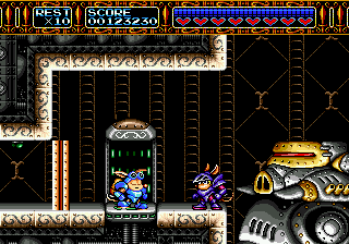 Rocket Knight Adventures 30