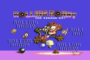 Rolling Ronny 0