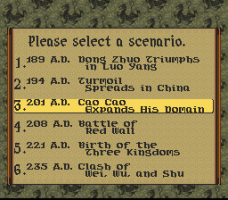 Romance of the Three Kingdoms IV: Wall of Fire abandonware