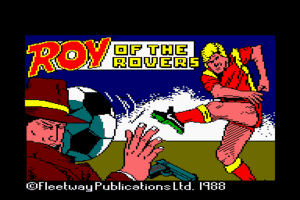 Roy of the Rovers 0