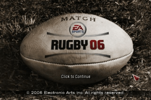Rugby 06 abandonware