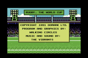 Rugby: The World Cup 1