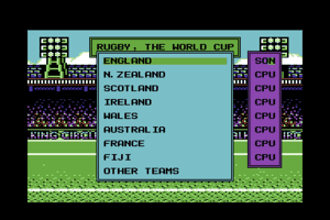 Rugby: The World Cup 2