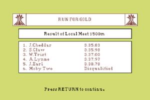 Run for Gold 15