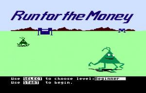 Run for the Money abandonware