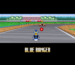 Saban's Power Rangers Zeo: Battle Racers 13