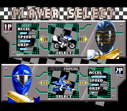 Saban's Power Rangers Zeo: Battle Racers 1