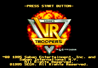 Saban's VR Troopers 0