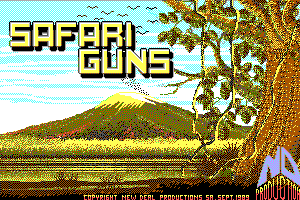 Safari Guns 0