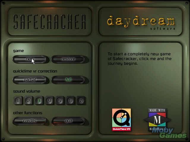Safecracker Game Online