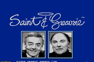 Saint and Greavsie 0