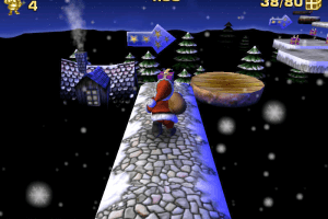 Santa Claus in Trouble abandonware