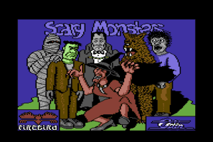 Scary Monsters 0
