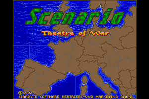 Scenario: Theatre of War 0