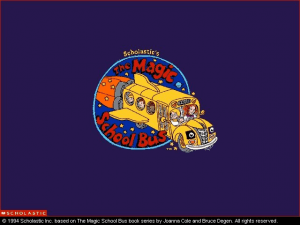 Scholastic's The Magic School Bus Explores the Solar System 0