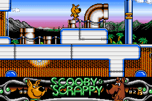 Scooby-Doo and Scrappy-Doo 3