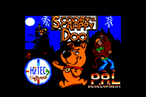 Scooby-Doo and Scrappy-Doo 0
