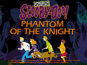 Scooby-Doo!: Phantom of the Knight 0