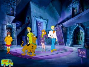 Scooby-Doo!: Phantom of the Knight 9