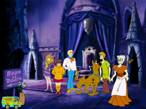 Scooby-Doo!: Phantom of the Knight 12