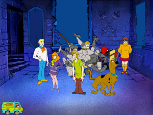 Scooby-Doo!: Phantom of the Knight 13