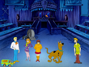 Scooby-Doo!: Phantom of the Knight 15